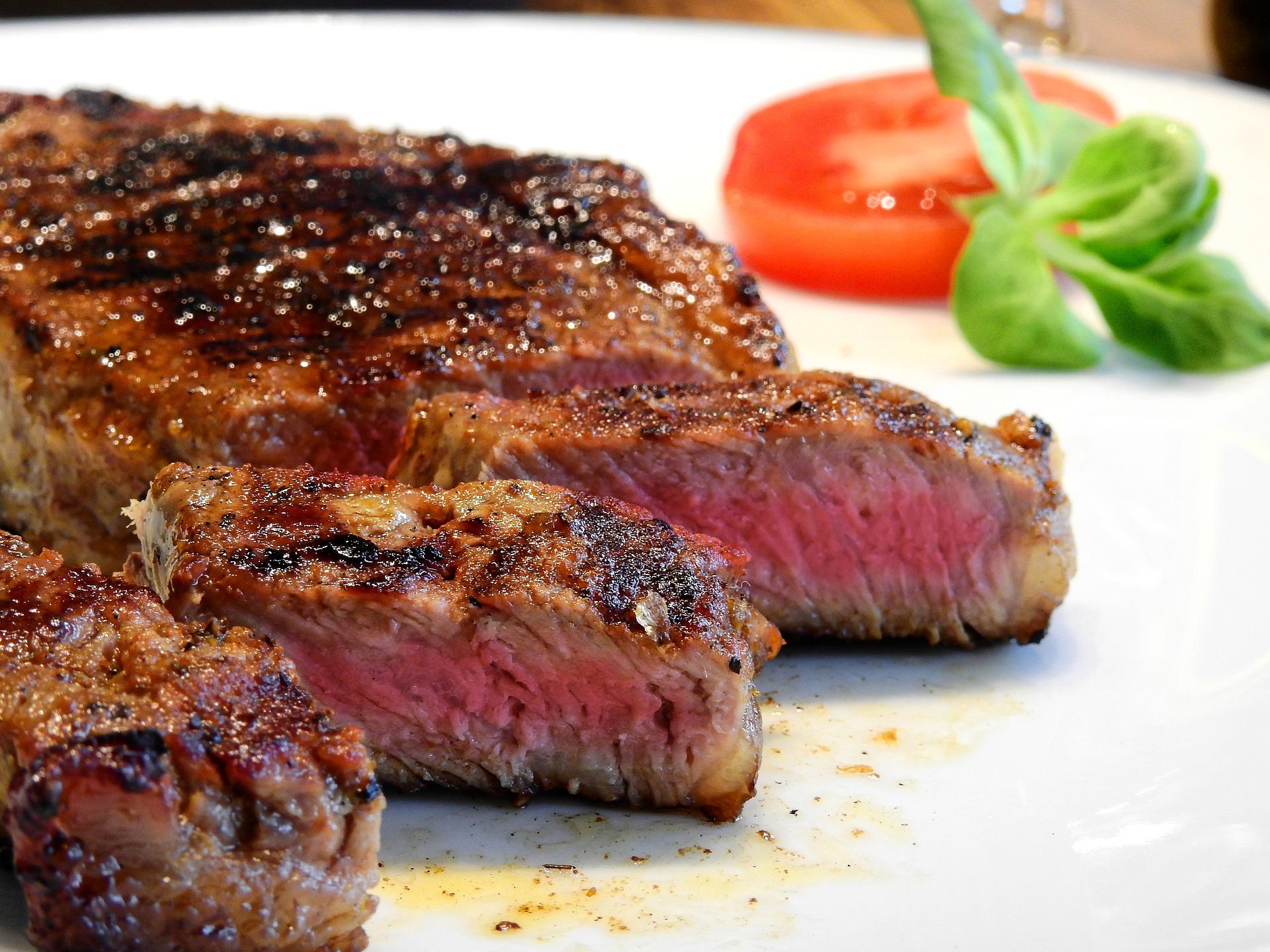 Mitől vörös a Steak?